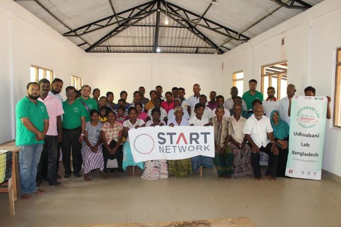 DCH Trust visit to Sri Lanka