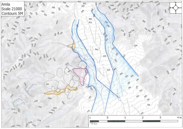 DRR map