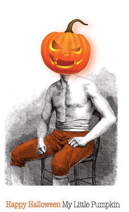 180 | Happy Halloween My Little Pumpkin
