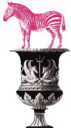 No. 51 |The Zebra Strikes A Pose