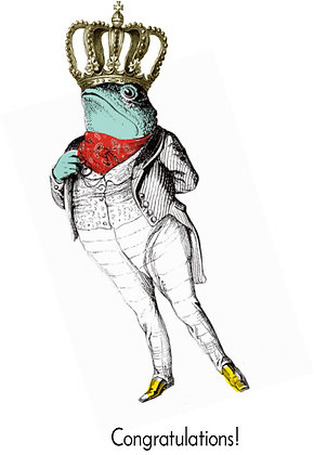 183 | Froggy Gets A Crown