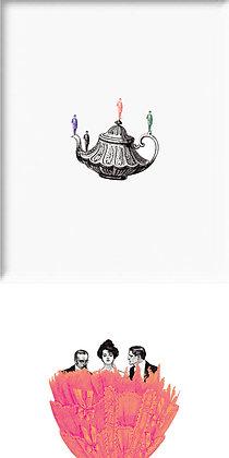 No. 133 | A Curious Tea Trio To Be Sure