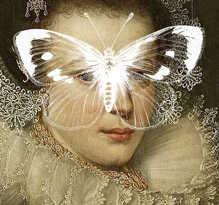 No. 18 | Baroness DeWynter With Harvey The Butterfly