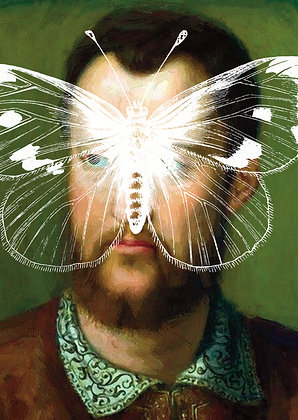 No. 148 | The Earl of Wentworth With Harvey The Butterfly