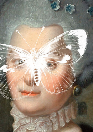 No. 150 | Countess Bosworthe With Harvey The Butterfly