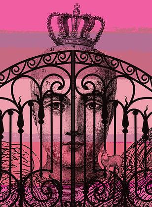 No. 118 | Alice Behind The Gates