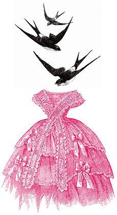 187 | A Dress So Beautiful It Took Flight