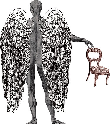 No. 137 | The Angel Takes The First Chair