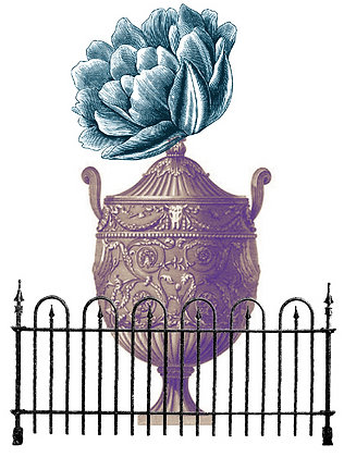 No. 4 | The Urn & The Blue Rose