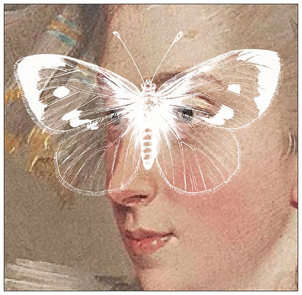 No. 16 | The Countess Adelwynn With Harvey The Butterfly