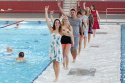DANCE! The NELKEN-line in der Wuppertaler Schwimmoper 01, Foto Sala Seddiki, Copyright Pina Bausch F