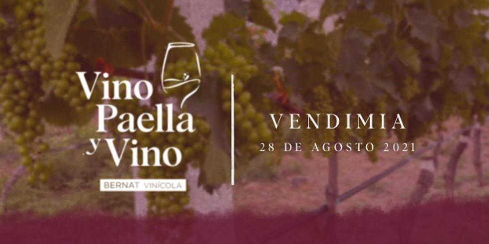 Vino, Paella y Vino!