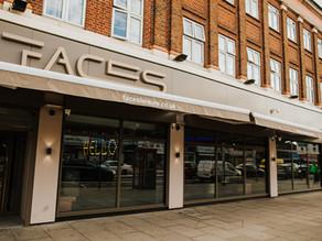 London Is Open - FACES Nightclub