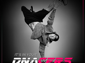 @londonbeautifullife Interview - Celebrity Choreographer Brendon Hansford on DNACERS