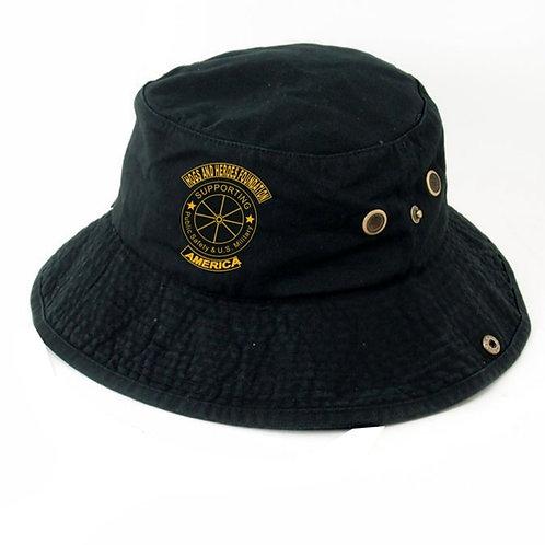 Foundation Boonie Hat w/ Foundation Logo Embroidery