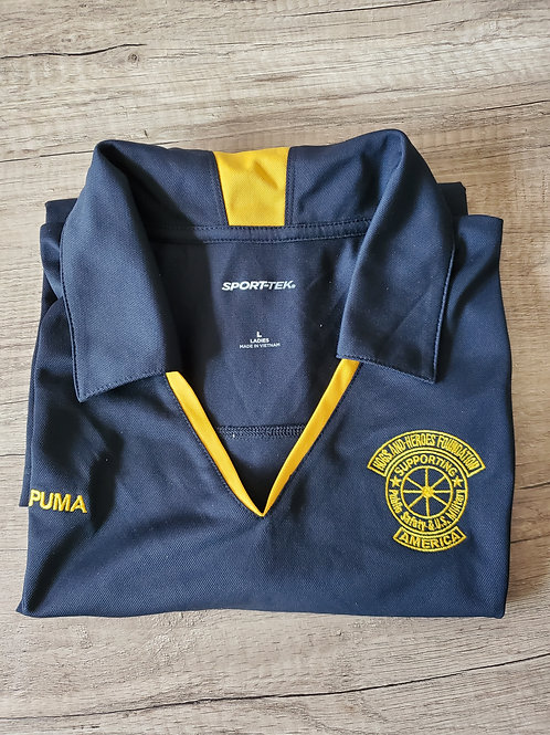 Foundation Polo - Female - with Road Name Embroidery