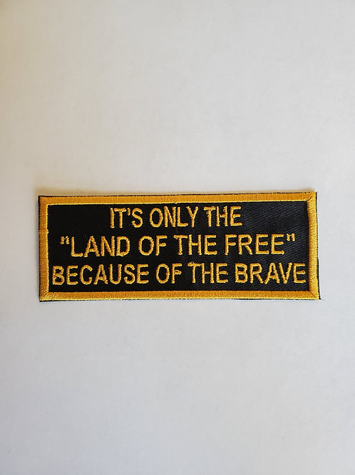 Land of the Free Patch
