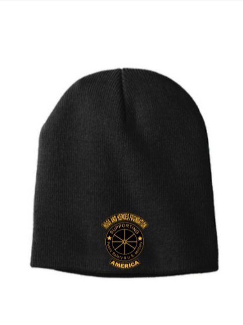 Foundation Beanie without Fold