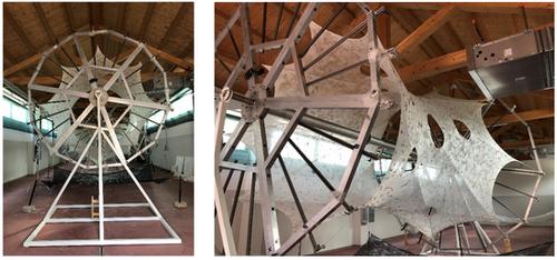 Silk Pavilion II | The Museum of Modern Art (MoMA), NYC