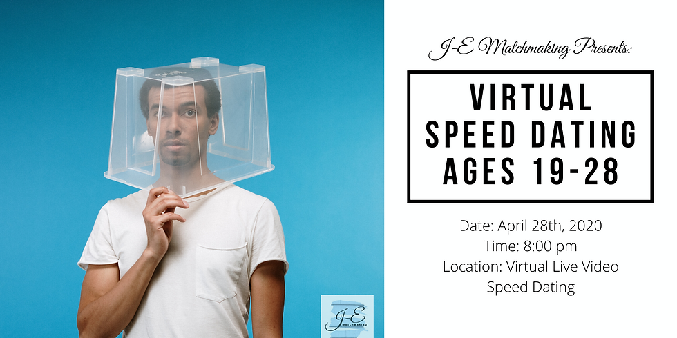 Virtual Speed Dating Ages 19-28