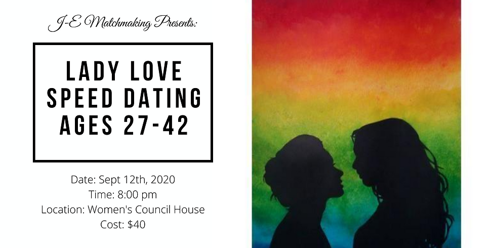 Lady Love Speed Dating 27-42