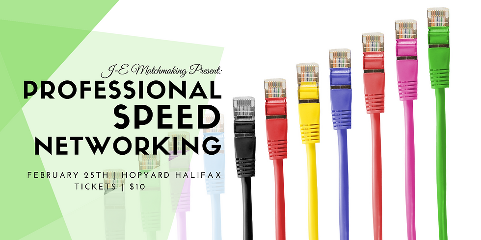 Professional Speed Networking