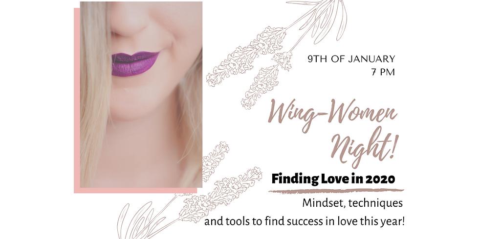 Wing-Women Workshop - Finding Love in 2020