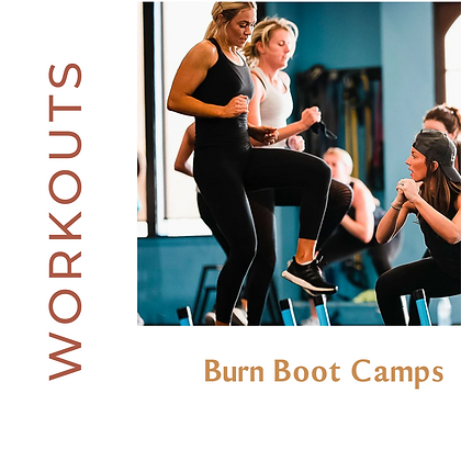 Burn Boot Camp -Southpark