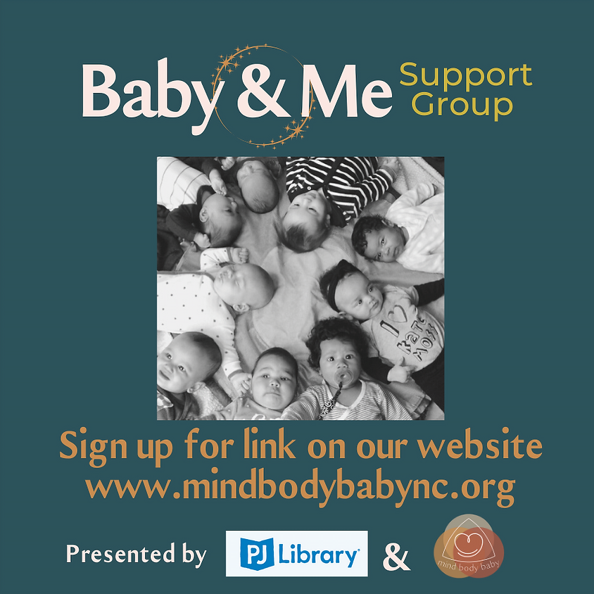 Baby & Me Group w/ PJ Library