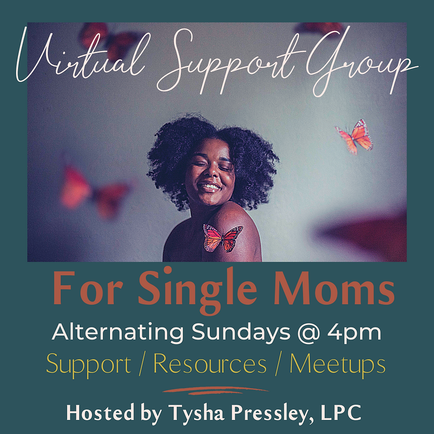 Single Mama Support Group  @ Discovery Place Huntersville