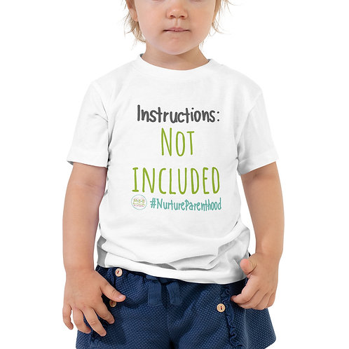 Instructions Not Included Baby/Toddler Tee