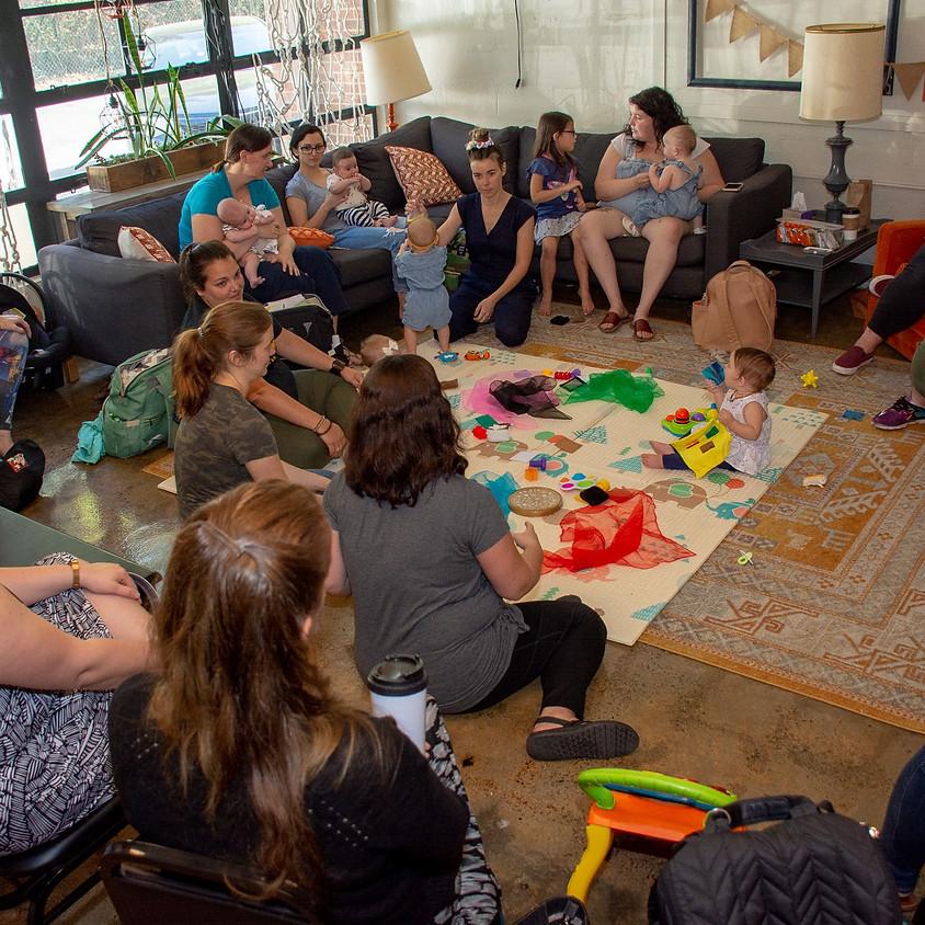 Postpartum Support Group - Central Charlotte 11/14