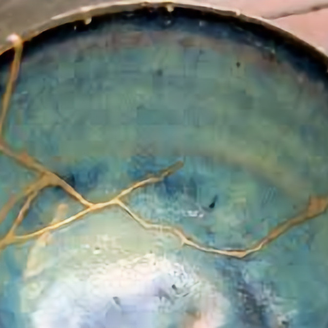 Special Therapeutic Kintsugi Art Group