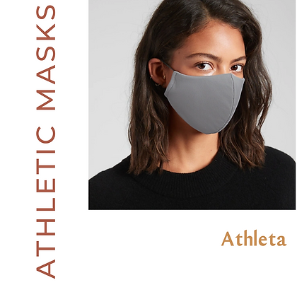 2 pk of Athleta Activate Face Masks