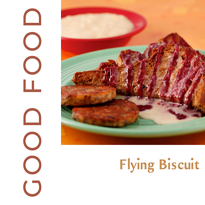 Flying Biscuit
