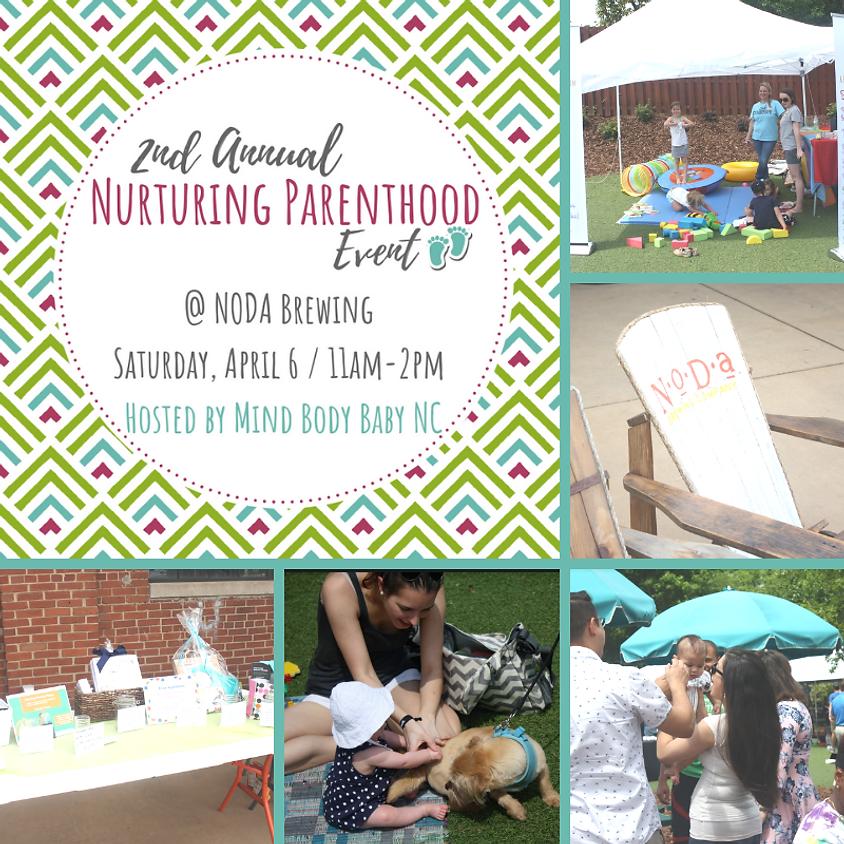 2nd Annual Nurturing Parenthood Event 2019
