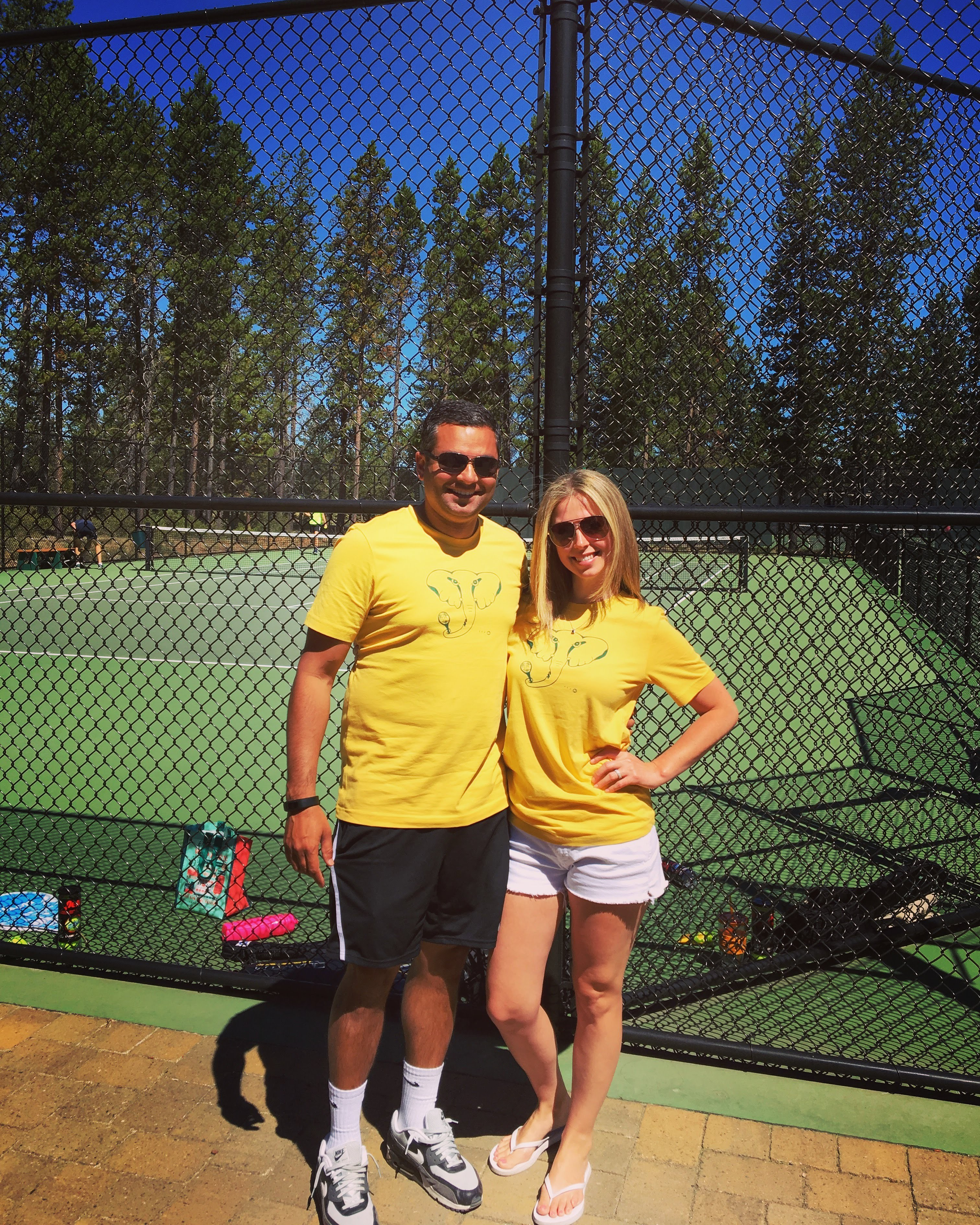 Jumbo's Tennis