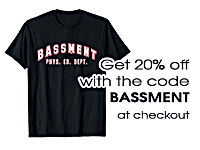 20%off Bassment Gear