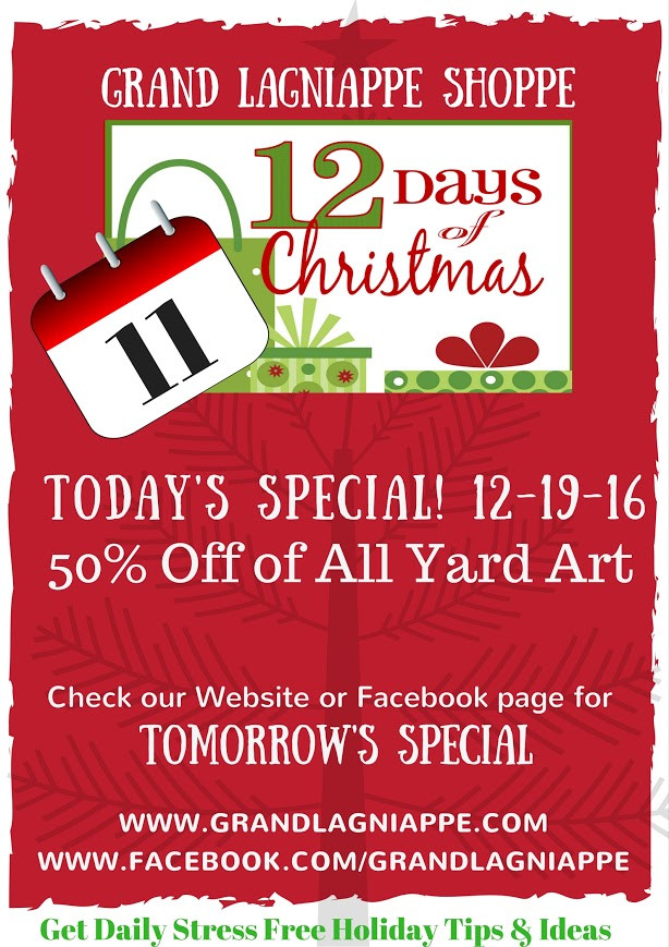 12 Days of Christmas Specials, Day 11