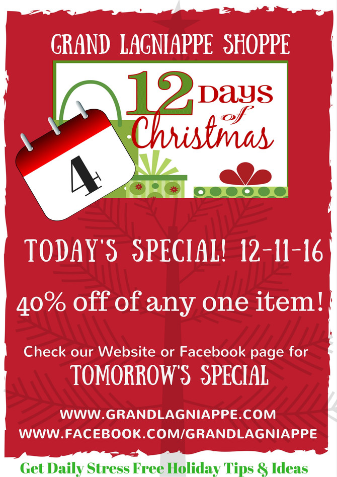 12 Days of Christmas Specials, Day 4