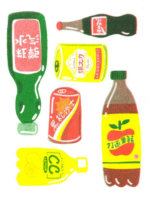 Childhood Soda