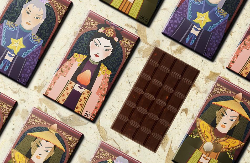 Po Te Chocolate