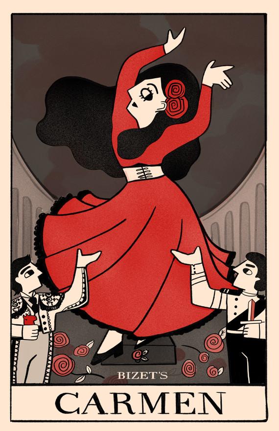 Carmen Poster