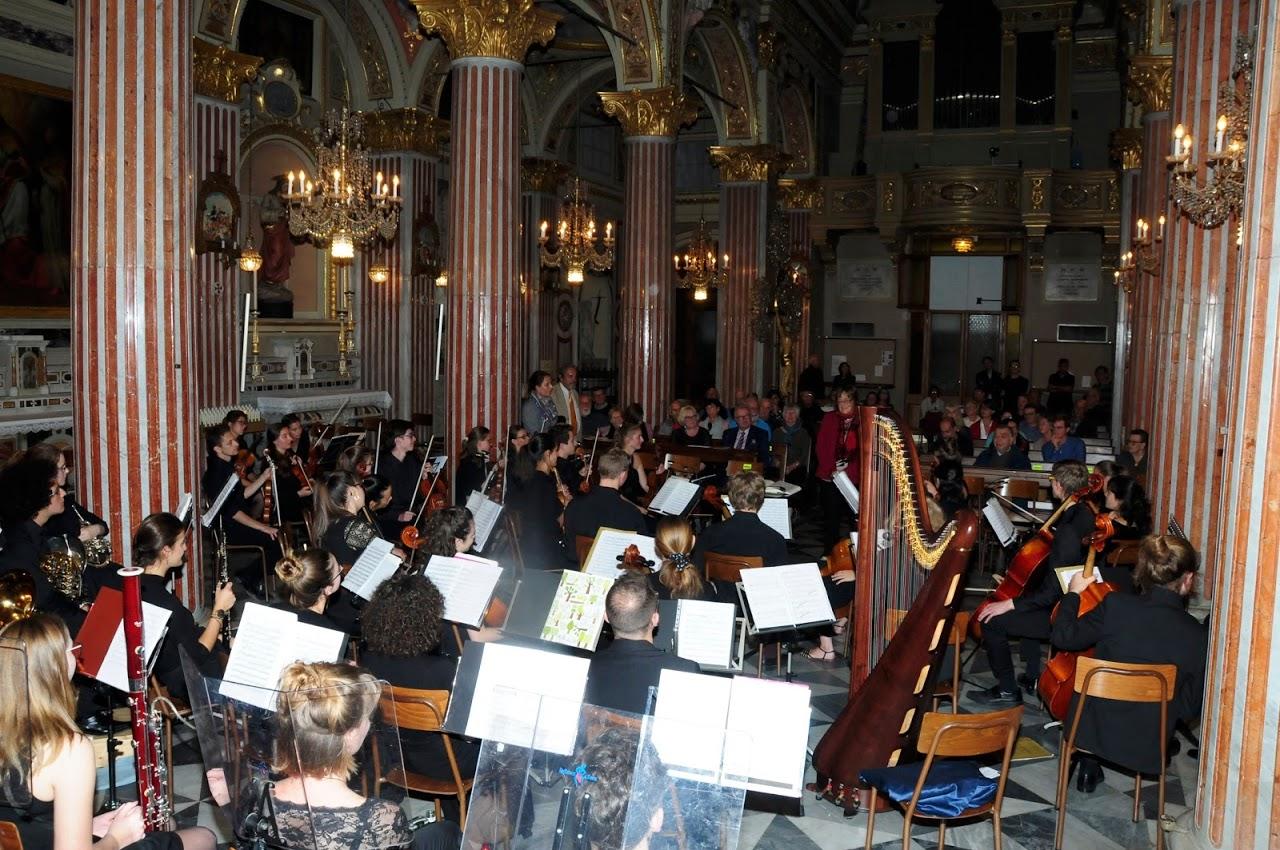 Jugend-Sinfonieorchester Aargau