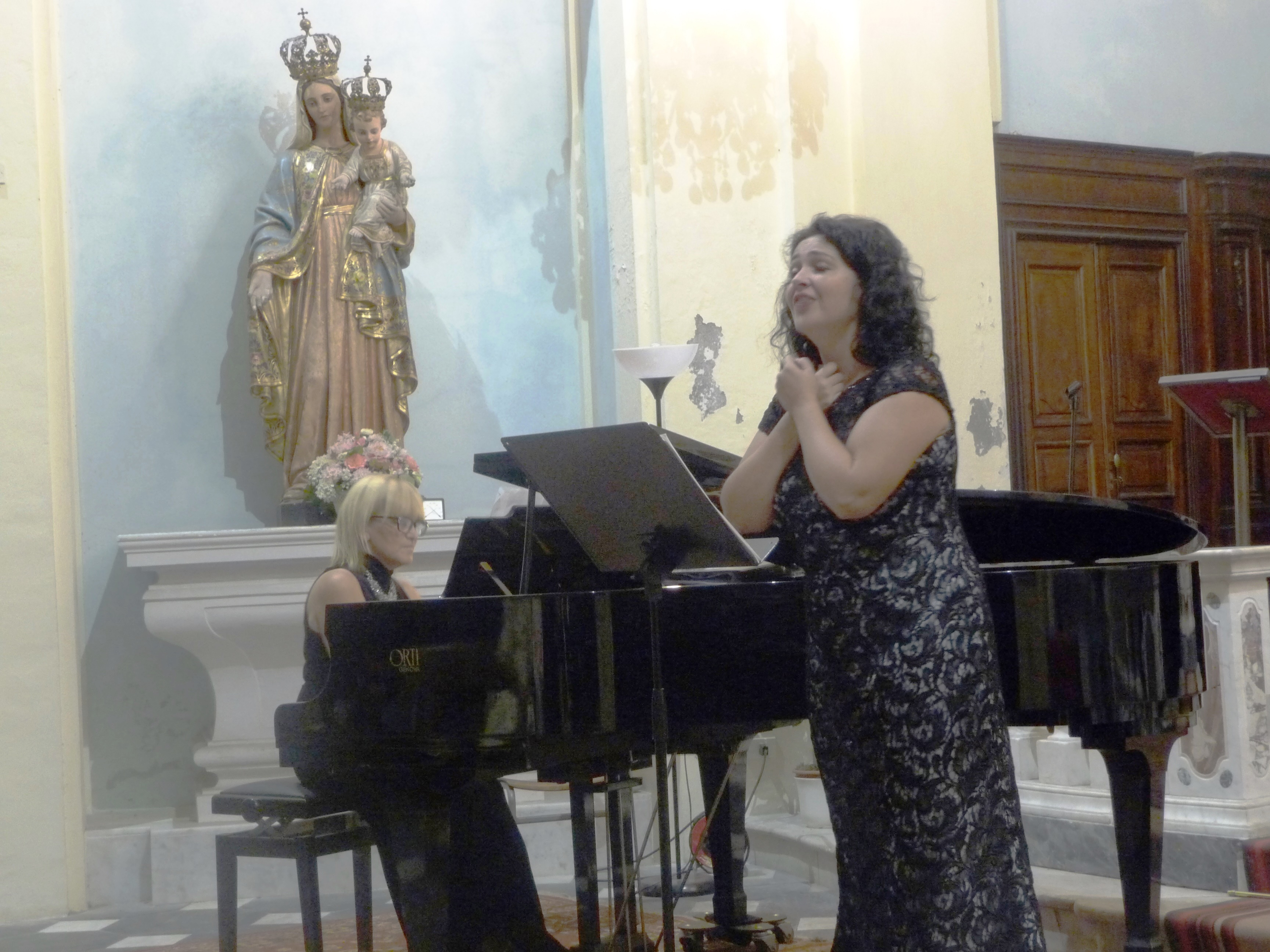 soprano recital
