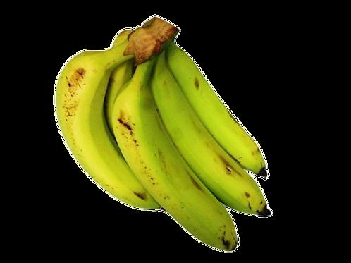 Green banana/பச்சை வாழைப்பழம் -6 Nos