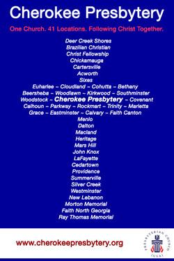 Cherokee Presbytery