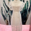Thumbnail: 白色超仙初恋裙复古中长款蕾丝连衣裙