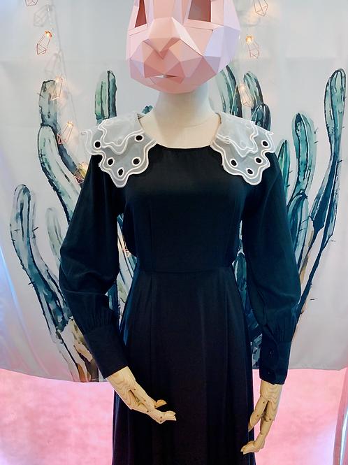 Spring Dress _ Black