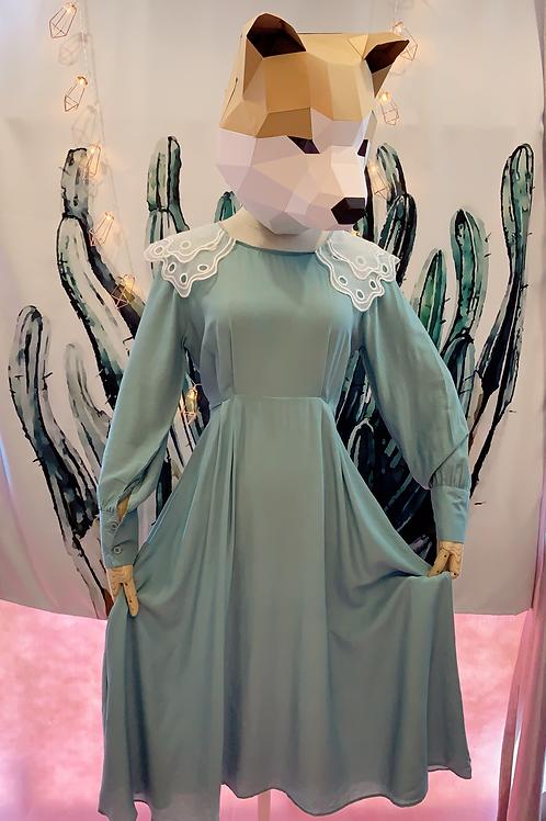 Spring Dress_Mint